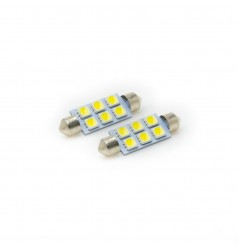 Festoon 42mm 6-SMD 5050 LED Bulb
