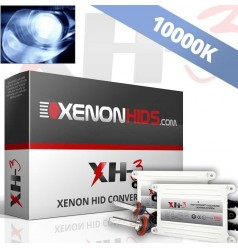 10000K Full Xenon HID Conversion Kit
