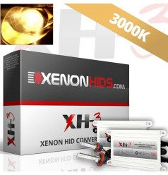 3000K Full Xenon HID Conversion Kit