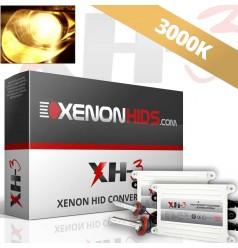 3000K Full Xenon HID Conversion Kit