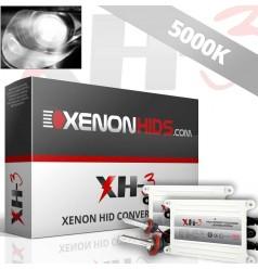 5000K Full Xenon HID Conversion Kit