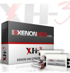 Dual Beam - Bi-Xenon: 9004 Full Xenon HID Conversion Kit