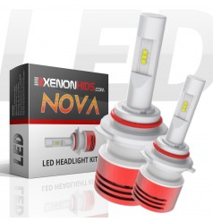 High Beam: 9040 LED Headlights - Nova Series