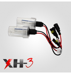 Pair of Xenon HID Replacement Bulbs