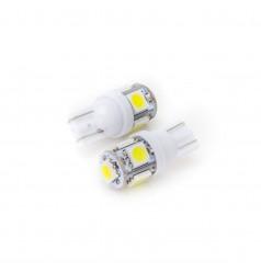 T10 5-SMD 5050 LED Bulb
