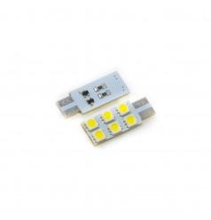 T10 6-SMD 5050 LED Bulb