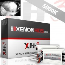 5000K Full Xenon HID Conversion Kit