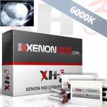 6000K Full Xenon HID Conversion Kit