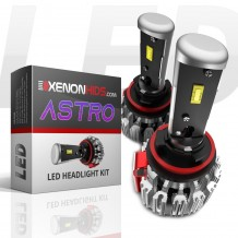 H3 Single Beam LED Headlights - Astro Series