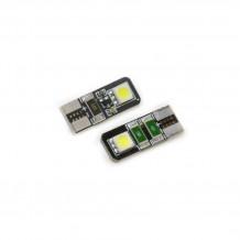 T10 2-SMD 5050 Canbus LED Bulb