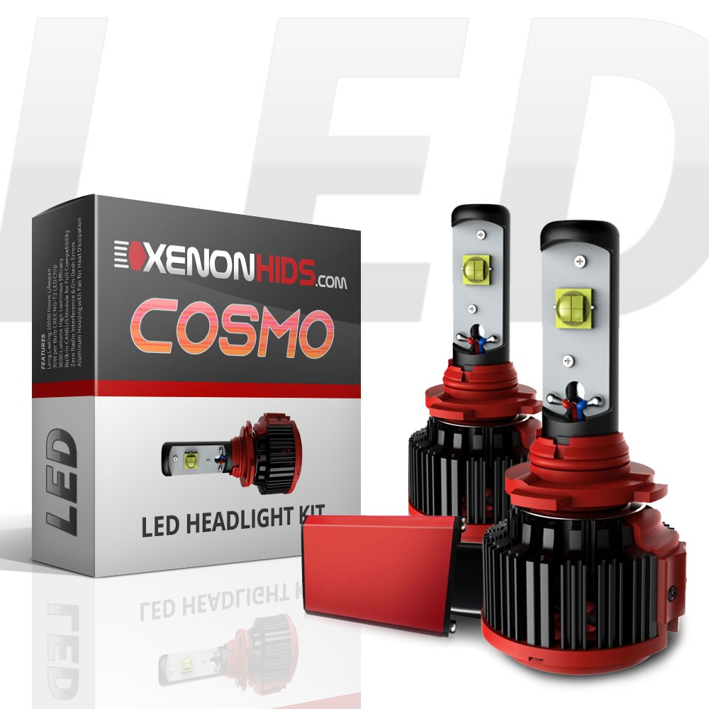 880 Single Beam LED Headlights - Cosmo Series