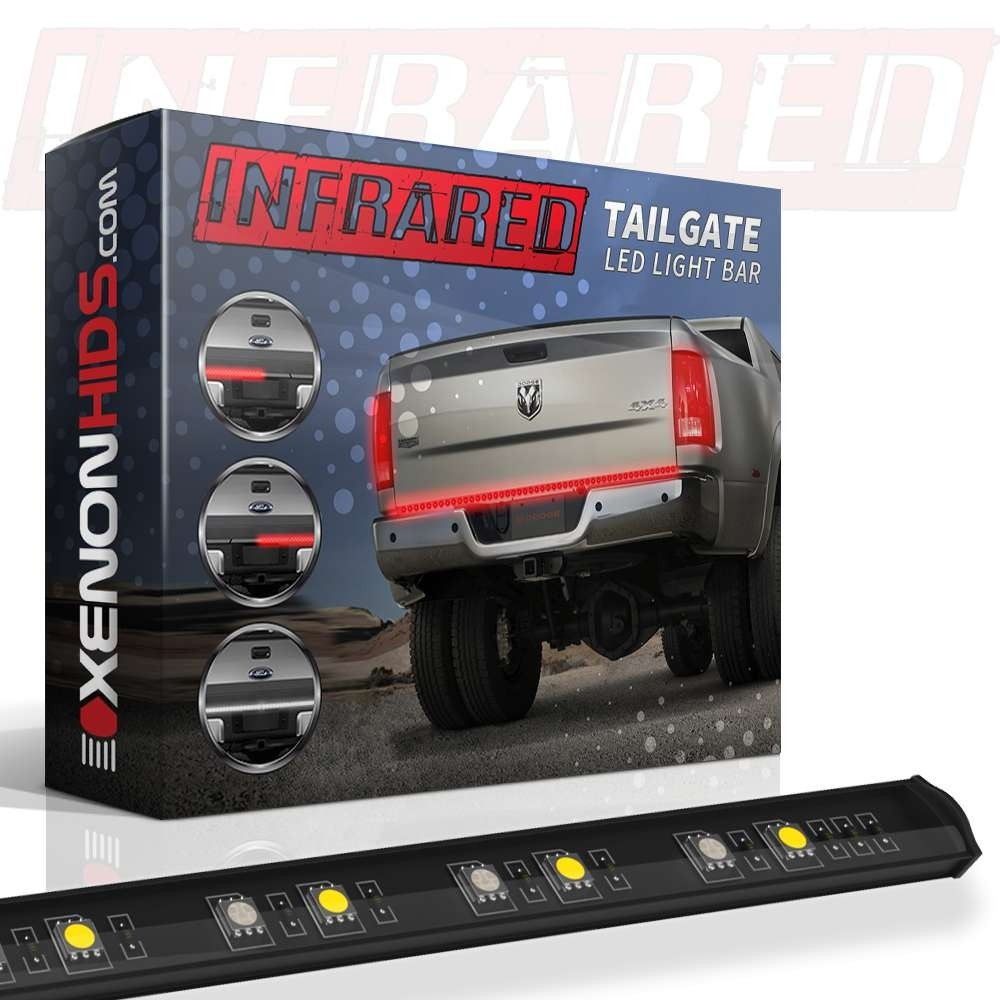 Led tailgate light bar with turn signals xenonhids led tailgate light bar with turn signals aloadofball