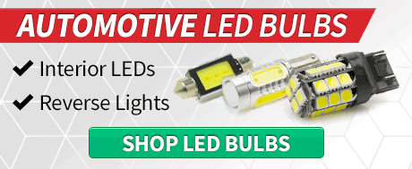 Automotive and Interior LED Bulbs