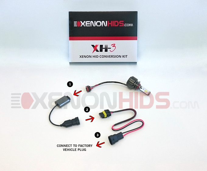 installation guide for hid led headlights xenonhids com rh xenonhids com