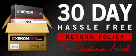 30 Day Hassle Free Returns